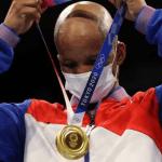 Roniel Iglesias consigue el primer oro de boxeo en tokio-2020
