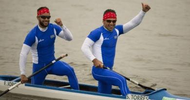 Torres y Jorge remaron por 5 años hasta alcanzar el oro en Tokio