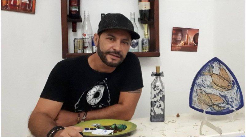 Actor cubano Jorgito Martinez