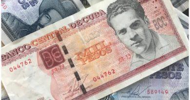 Banco Central Cuba billetes