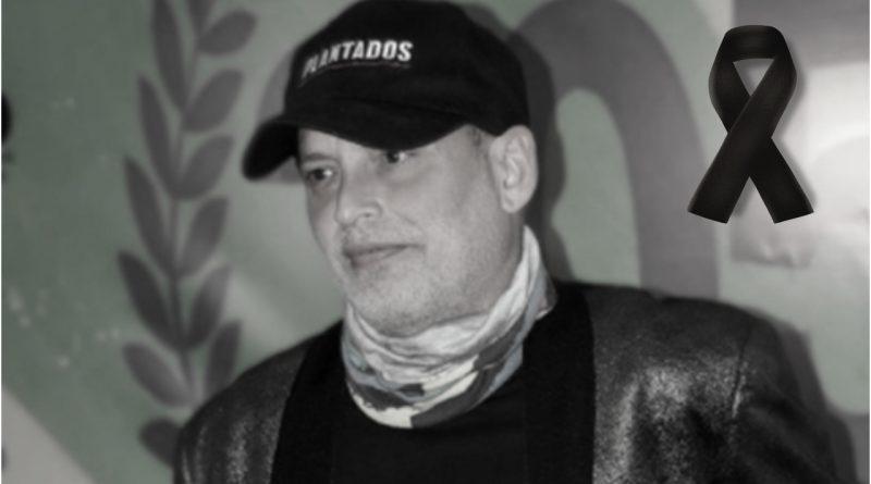 Actor cubano Abel Rodriguez