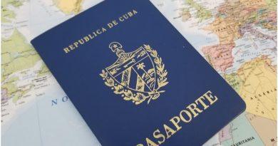 Pasaporte cubano vencido tramites